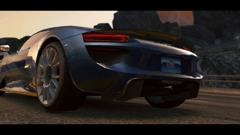 Need for Speed No Limits - Underground Rivals S7 - Mountain Madness - Breakneck Tier S