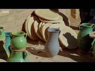 Handmade on the Silk Road: Season 1, Episode  3 The Potter (BBC Four 2016 UK)(ENG/SUB ENG)