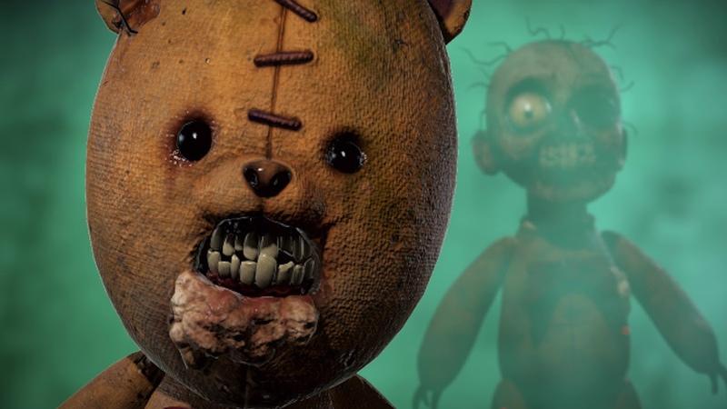 Dark Deception Trigger Teddy Voice Reveal
