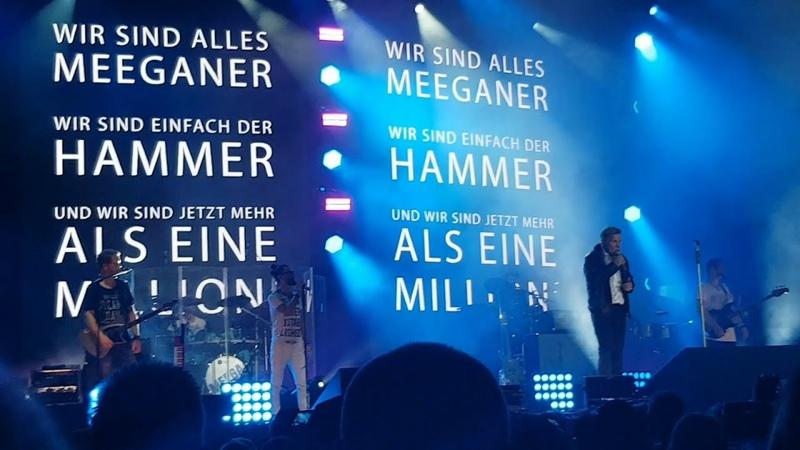 Dieter Bohlen Wir sind alles Meeganer 2019 Berlin Germany