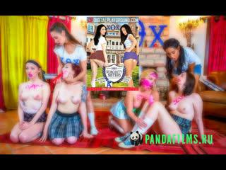 Однокурсницы с участием  Cherie Deville, Jenna Foxx, Cassidy Klein, Eva Lovia, Aria Alexander \ Sorority Sisters (2016)