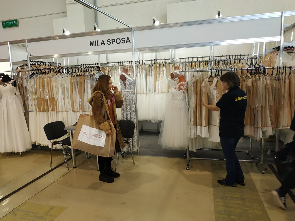 Mila Sposa Wedding Fashion Moscow 2020