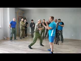 23 Тактика ближнего боя Денис Ряузов фрагменты