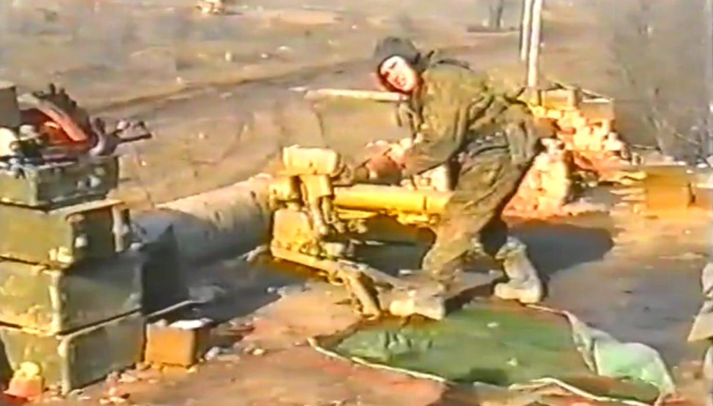 255-й полк в Чечне. Зима 1999-2000 гг