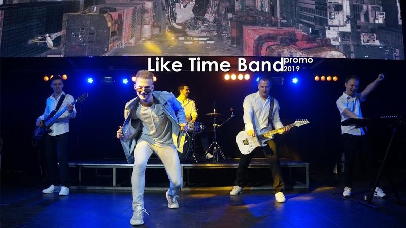 Like Time Band промо видео