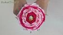 Мастер класс Дикая Роза из гофрированной бумаги. DIY Buket7ruTV