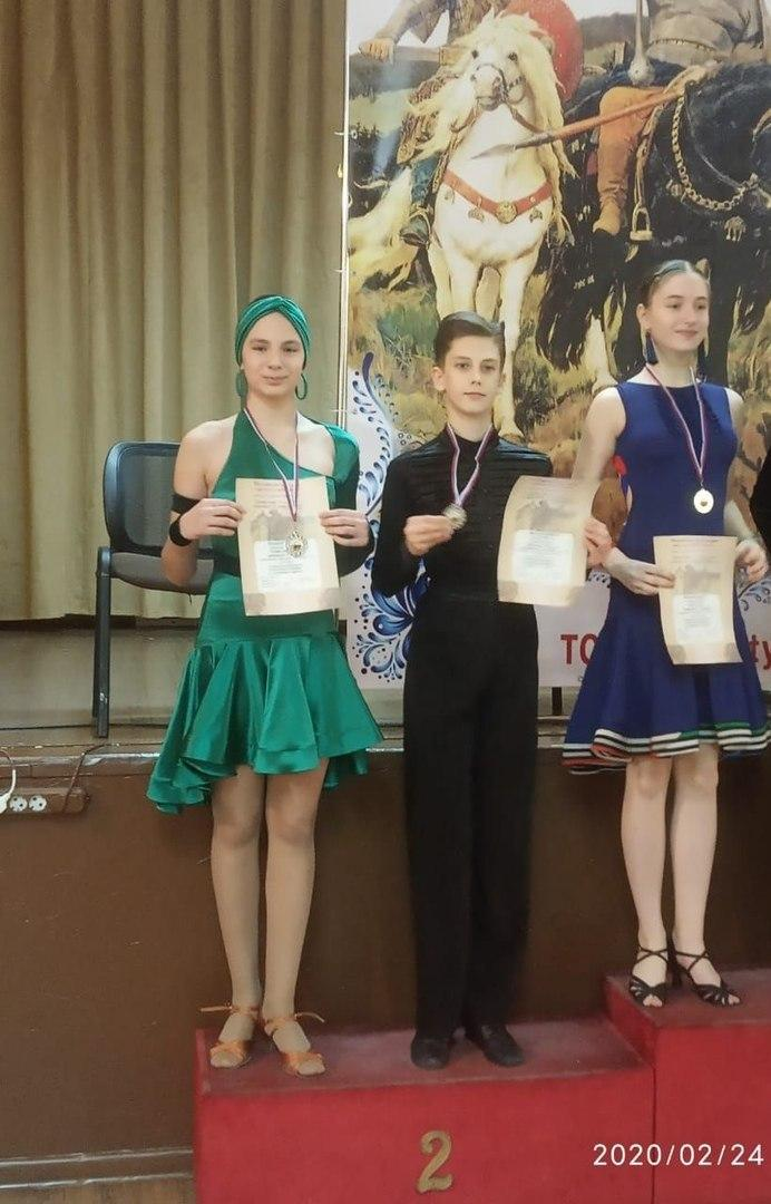 Воспитанники центра «Истоки» из Выхина-Жулебина стали призерами турнира по спортивным танцам