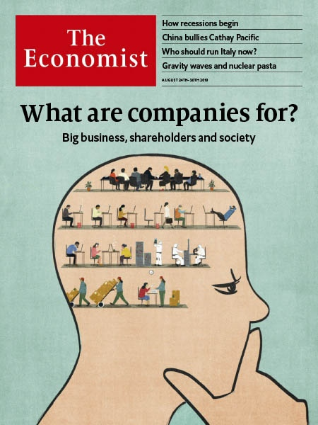 The Economist USA 08.24.2019