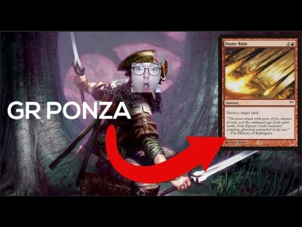 No you're not allowed Lands GR Ponza HarryMTG Stream
