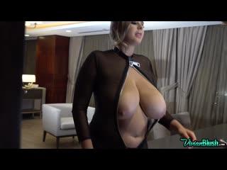 Vivian Blush - Large Breasted Domina