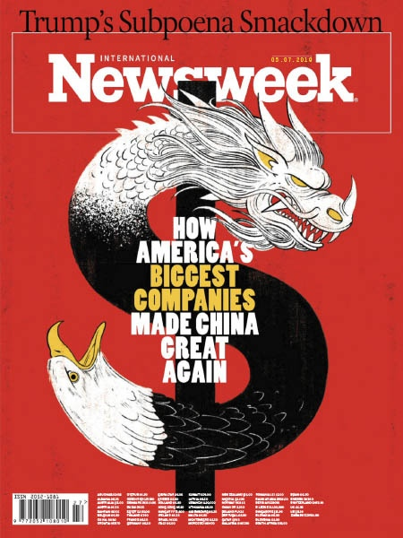 Newsweek Int 5.07.2019