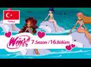 Winx Club: 7. Sezon, 16. Bölüm - «Cennet Koyuna geri dönüş» (Türkçe)