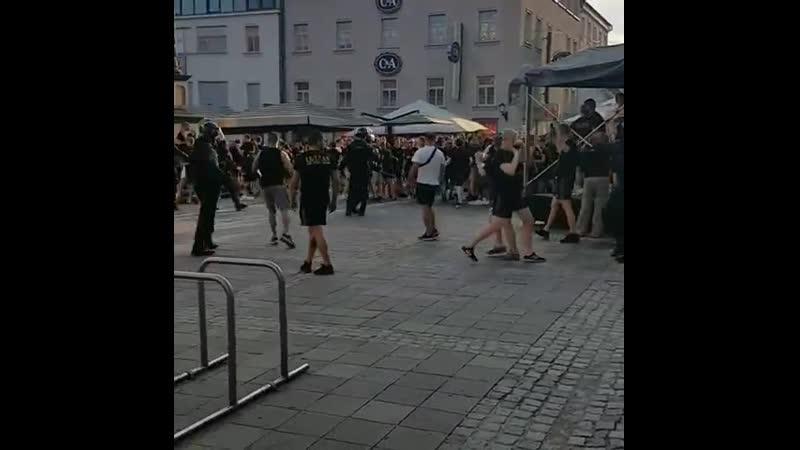 AIK in Maribor 24 07 19