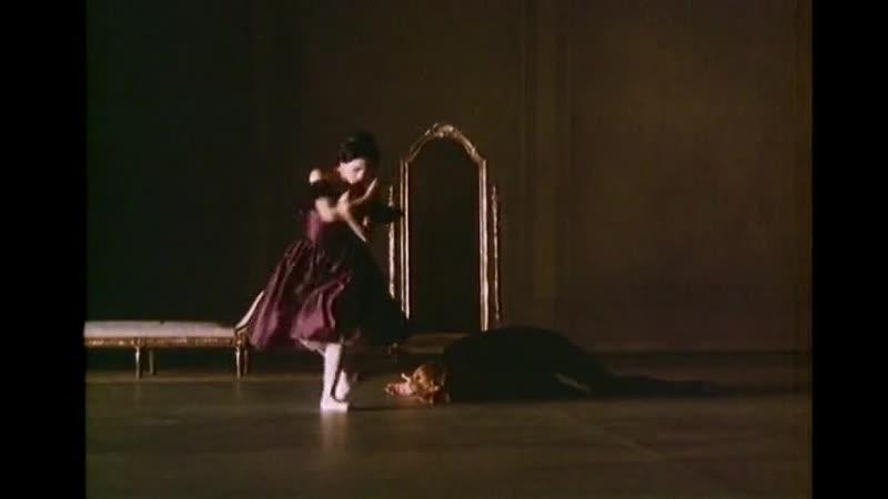 Джон Ноймайер. Фильм-балет «Дама с камелиями» (1987)