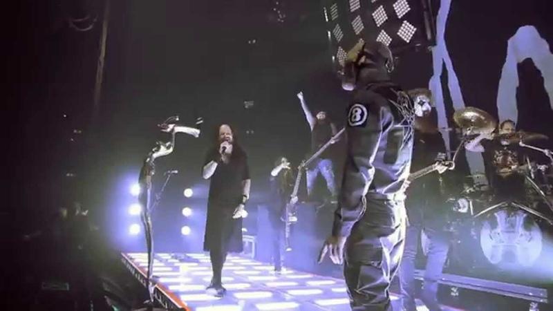 Korn - Sabotage Featuring Slipknot live in London 2015