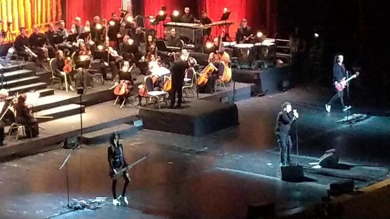 The Matrixx с симфон оркестром 14 11 19 Крокус