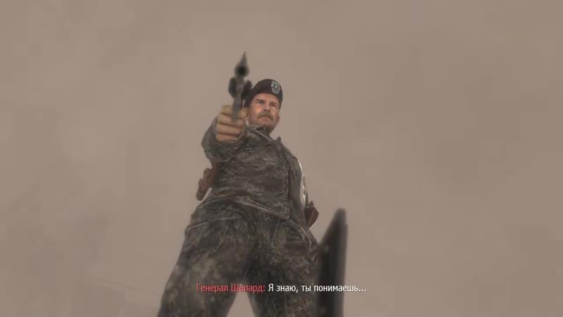 VANDELEY Пасхальный обзор Modern Warfare 2 ФИНАЛ и онямэ битва Прайса с Шепардом