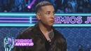 Daddy Yankee pide la dimisión al gobernador de Puerto Rico en la tarima de Premios Juventud