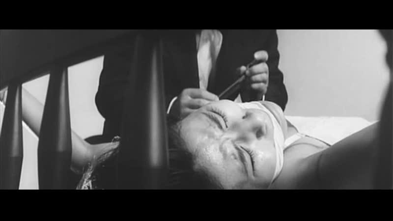 ТАЙНАЯ ОХОТА ЭМБРИОНА 1966 18 криминальная драма эротический триллер Кодзи Вакамацу 720p
