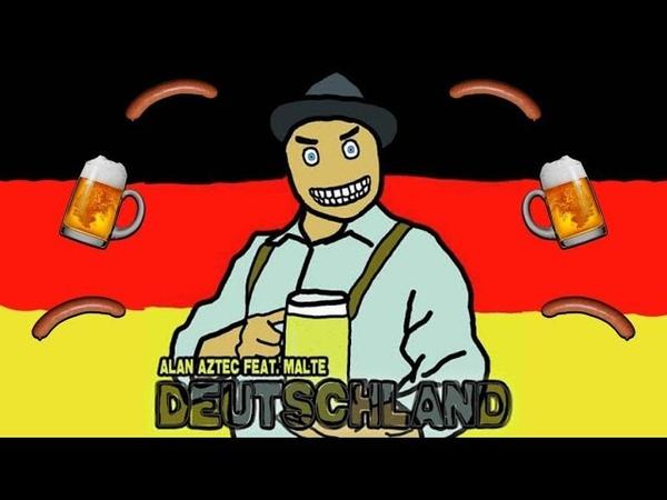 Alan Aztec feat Malte Deutschland OKTOBERFEST