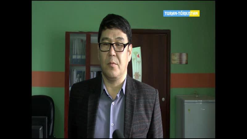 Түркістан ақпарат_Вице министр Е.Жылқыбаев Кентау қаласында. 14 01 2020