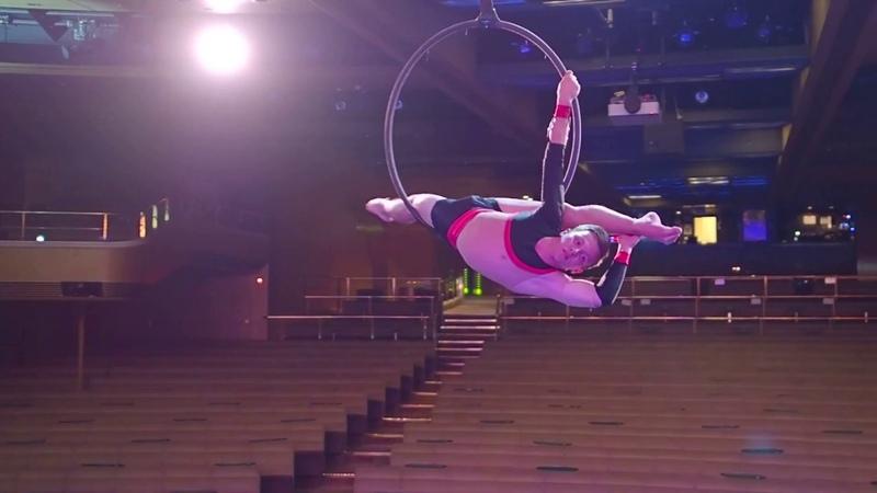 Tom Metzak - Aerial Hoop