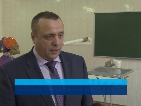 ГТРК ЛНР На базе ЛГМУ продолжает работать аккредитационно симуляционный центр