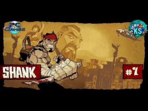 Shank Прохождение 1