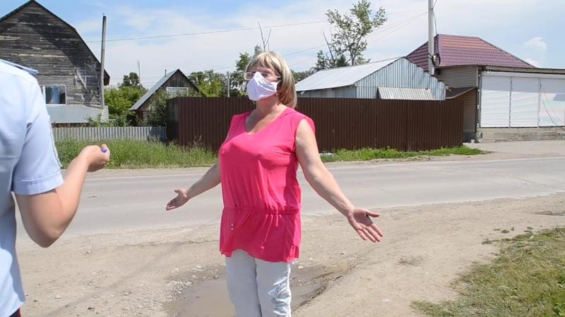Слесарева говорит о психологическом давлении со стороны сотрудников полиции