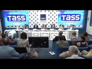 """Пресс-конференция Г.А. Зюганова """"Предложения КПРФ в проект бюджета"""" (Москва, )"""