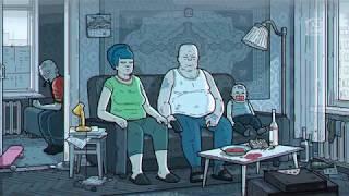 THE SIMPSONS. Russian Art Film Version Симпсоны. Артхаусная русская версия