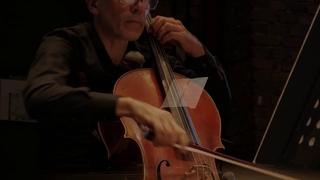 Hèctor Parra & Arne Deforce Gravitational Waves Music - LIGO - new work for cello and electronics HD
