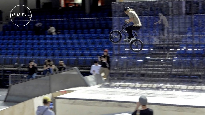 FIRST PRACTICE - SIMPLE SESSION 2020 insidebmx