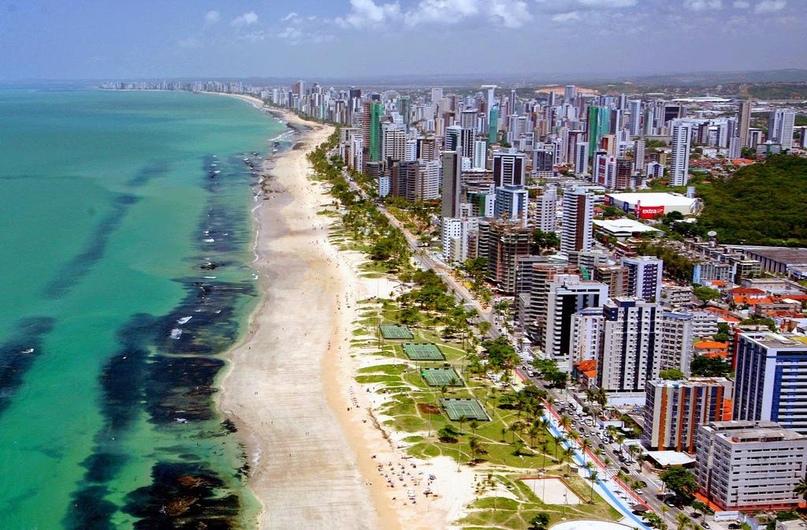 Обзор курорта Ресифи (Бразилия), изображение №1