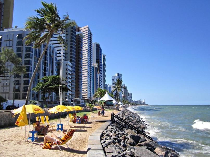 Обзор курорта Ресифи (Бразилия), изображение №2