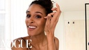 French Supermodel Cindy Bruna's Guide to the Parisian Smoky Eye | Beauty Secrets | Vogue