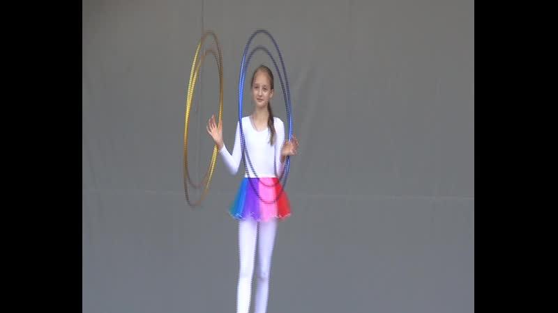 Фестиваль шаров в парке Кырлай.22.06.2019 год.