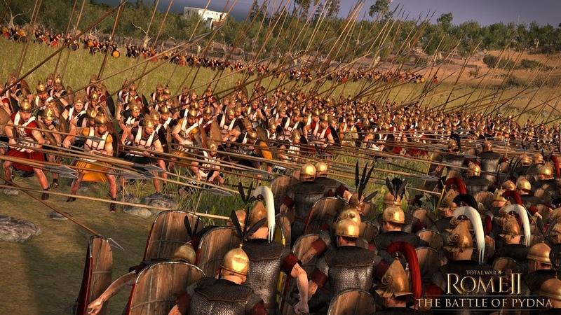 Rome II Бактрия