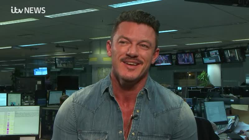 ITV Wales - Welsh Hollywood star Luke Evans says singing is in our blood