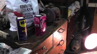 Мазда Трибьют: ремонт и обслуживание - Замена передней подушки двигателя