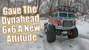Off Road Rig Rework Tamiya Dynahead 6x6 RC Truck Quick Project Overview Action RC Driver
