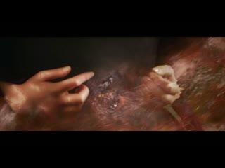 Люди Икс: Тёмный Феникс.Маргарет забирает у Джин часть силы.Плен отряда