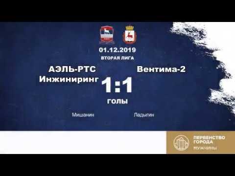 АЭЛЬ-РТС Инжиниринг - Вентима-2 1-1