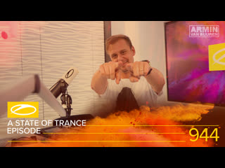 The last regular show of 2019 - with special guest The Thrillseekers! #ASOT944