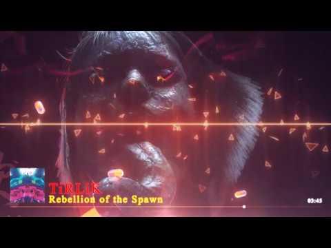 TiRLiK Rebellion of the Spawn darksynth synthwave