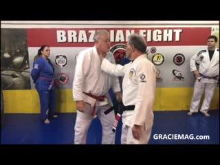 Fernando Pinduka - защита от захвата за горло #самооборона