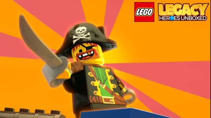 LEGO® Legacy Heroes Unboxed Official Teaser Trailer