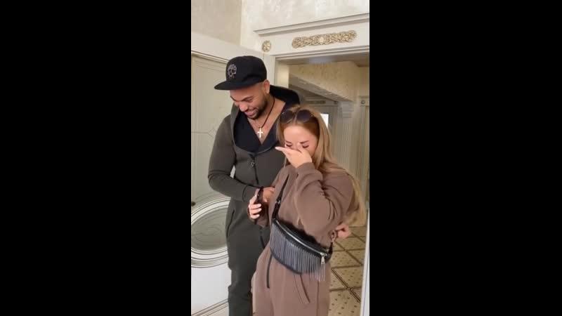 Ефременкова и Мондезир сообщили о пополнении в семье