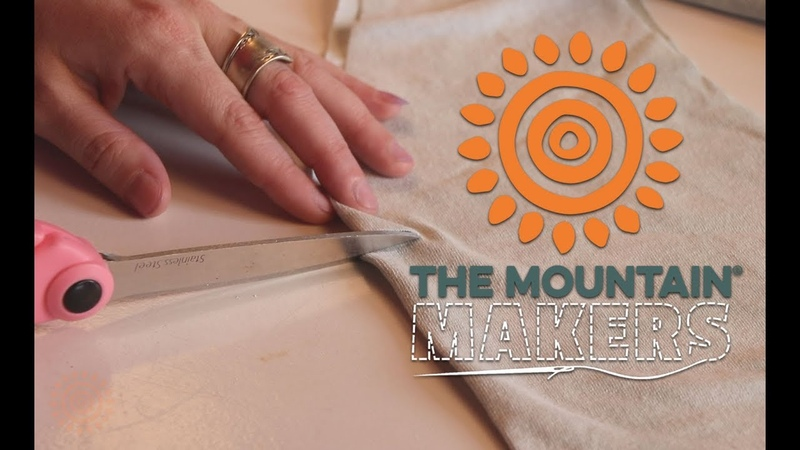 Mountain Maker: How To Make A Slashed And Rehashed Tunic Tank