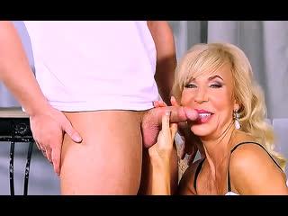 Порно -- ей 60 -- уговорил старуху на кастинге -- erica lauren -- gilf geranny porn sex